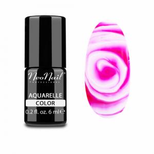 Гель-лак 6мл. №5507-1 Raspberry Aquarelle