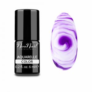 Гель-лак 6мл. №5509-1 Purple Aquarelle
