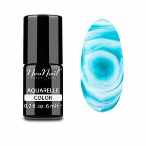 Гель-лак 6мл. №5513-1 Emerald Aquarelle