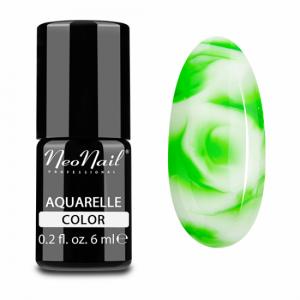 Гель-лак 6мл. №5751-1 Green Aquarelle