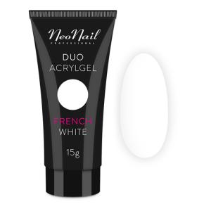 Акрил-гель DUO NeoNail 15гр French White 6102-1