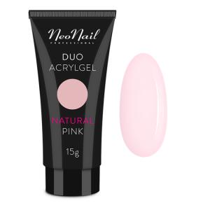 Акрил-гель DUO NeoNail 15гр Natural Pink 6103-1