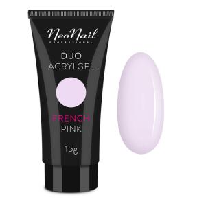 Акрил-гель DUO NeoNail 15гр French Pink 6104-1