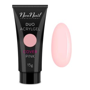 Акрил-гель DUO NeoNail 15гр Cover Pink 6105-1