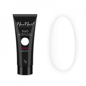 Акрил-гель Duo NeoNail 7г French White 6102