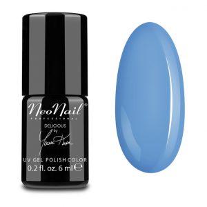 Гель-лак 6мл №5639-1 Blue Cream Jelly